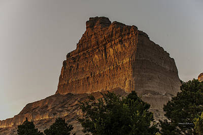 Photograph - Sunset In Western Nebraska by Edward Peterson