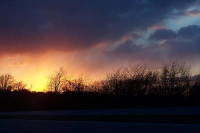 Photograph - Sunset by Michelle Jacobs-anderson