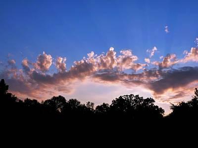 Photograph - Sunset On Irene by Beth Akerman