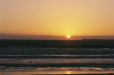 Agadir Photograph - Sunset On The Eastern Shore by Heather Perry