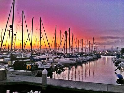 Photograph - Sunset by Raven Janush