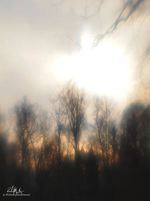 Sunset Original by Richard  Montemurro