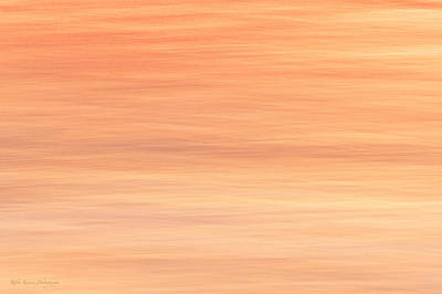 Icm Photograph - Sunset by Robin Konarz