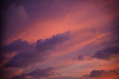 Ashlee Meyer Photograph - Sunset Sky by Ashlee Meyer