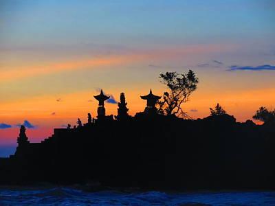 Sunset Temple Original