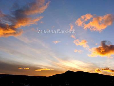 Photograph - Sunset by Vanessa Bardeck