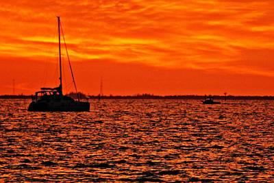 Photograph - Sunset Xxii by Joe Faherty