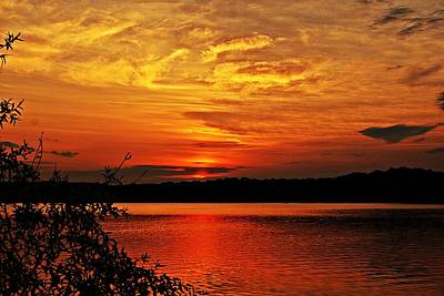 Photograph - Sunset Xxiv by Joe Faherty