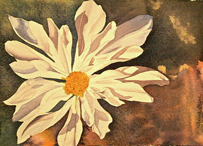 Art Print featuring the painting Sunshine by Teresa Beyer