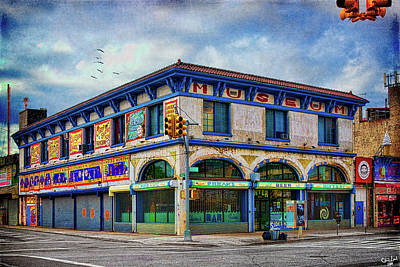 Photograph - Surf Avenue Museum by Chris Lord