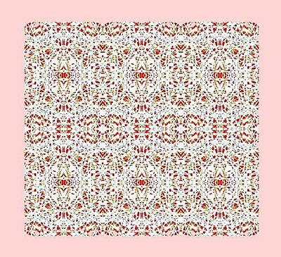 Mohammad Safavi Naini Digital Art - Surface Pattern by Mohammad Safavi naini