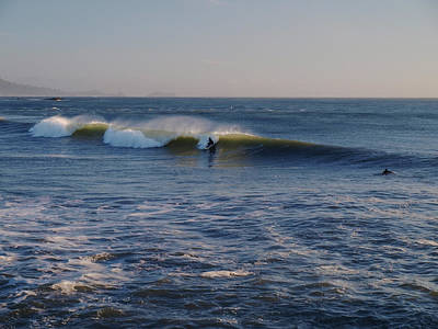 Photograph - Surfers Make The Ocean Betters Series by Teri Schuster