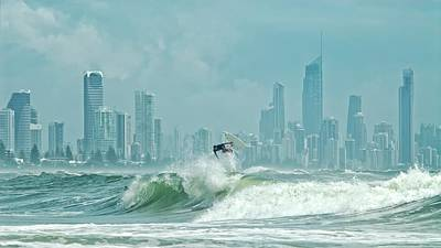 Photograph - Surfers Paradise by Thomas Kurmeier