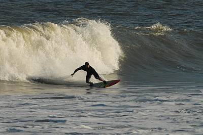 Rip Off Photograph - Surfing 379 by Joyce StJames