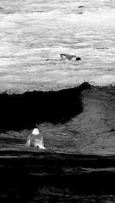 Photograph - Surfing Invert Style by Elizabeth  Doran