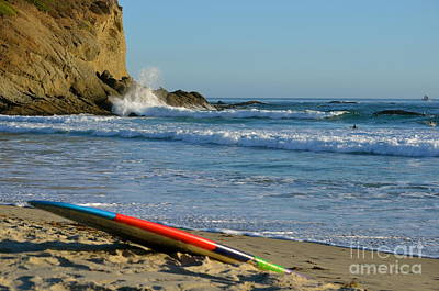 Photograph - Surfs Up by Johanne Peale