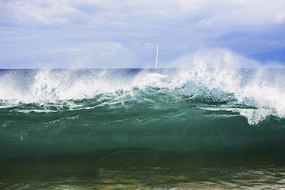 Photograph - Surf's Up by Marilyn Hunt