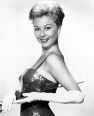 Surprise Package, Mitzi Gaynor, 1960 Art Print by Everett