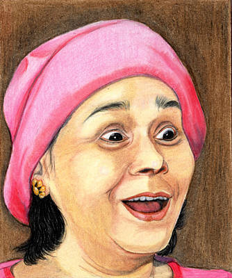 Surprise Art Print by Saumya Vasudev Karivellur