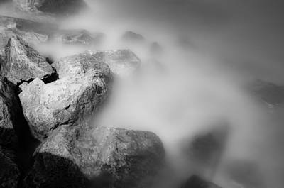 Surrealism Royalty-Free and Rights-Managed Images - Surreal Rocks by Jonah Anderson