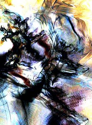 Surrealism Royalty Free Images - Surreal Transcendence Royalty-Free Image by Vicki Lynn Sodora