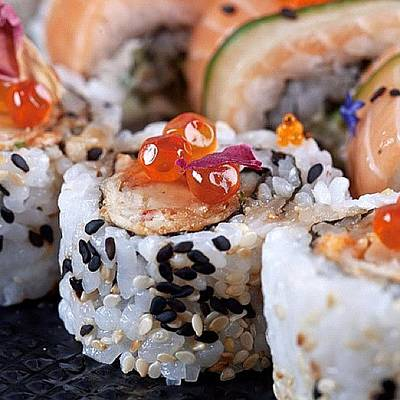 Foodie Wall Art - Photograph - Sushi by Natalia Nidental