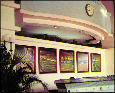 Photograph - Sw Master's Clubhouse Oils 1998 by Glenn Bautista