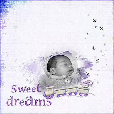 Photograph - Sweet Dreams by Joanne Kocwin