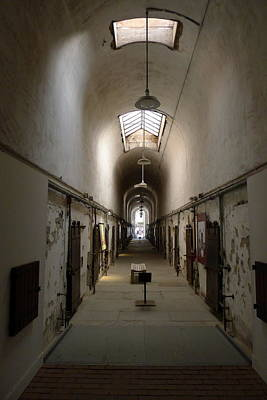 Photograph - Sweet Home Penitentiary II by Richard Reeve