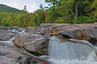 Photograph - Swift River by Paul Mangold