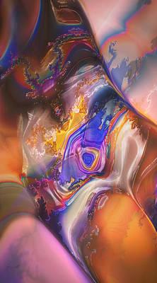 Digital Art - Swimsuit by Steve Sperry
