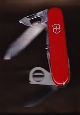 Swiss Army Knife Art Print