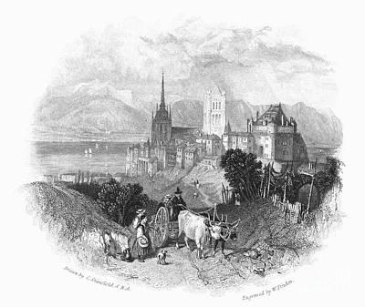 Switzerland: Lausanne Art Print by Granger