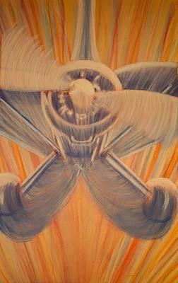 Swoop Art Print by Thomas Maynard