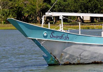 Swordfish Photograph - Swordfish by David Lee Thompson