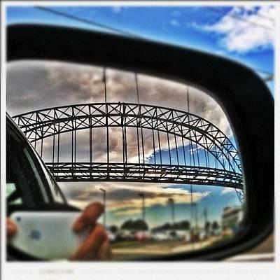 Icon Photograph - Sydney's Fake Harbour Bridge by Luke Fuda