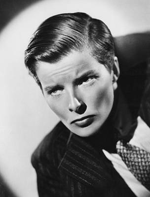 1935 Movies Photograph - Sylvia Scarlett, Katharine Hepburn, 1935 by Everett