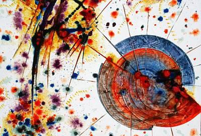 Symphony - Seven Art Print by Mudrow S
