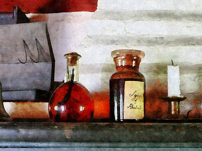 Photograph - Syrup Of Rhubarb by Susan Savad
