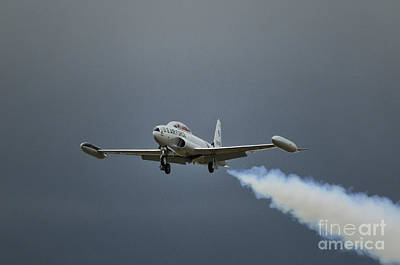 T33 Photograph - T-33 Jet Fighter by Dennis Hammer