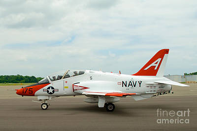 Photograph - T-45 Goeshawk 4 by Mark Dodd