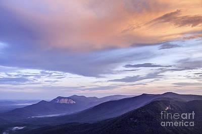 Photograph - Table Rock Sunset II by David Waldrop