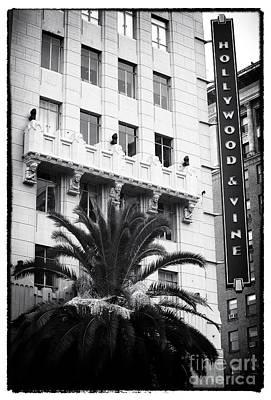 Photograph - Taft Building by John Rizzuto