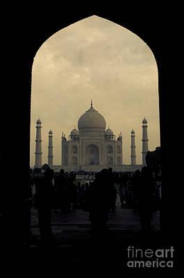 Taj Mahal Art Print by Inhar Mutiozabal