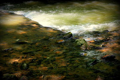 Beautiful River Art Print by Karen Wiles