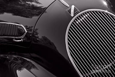 Photograph - Talbot Lago by Dennis Hedberg