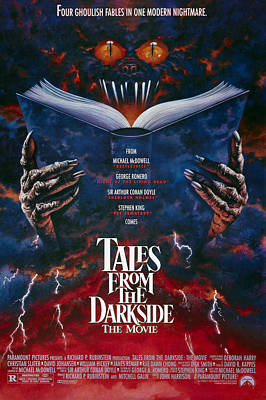 Horror Movies Photograph - Tales From The Darkside The Movie by Everett
