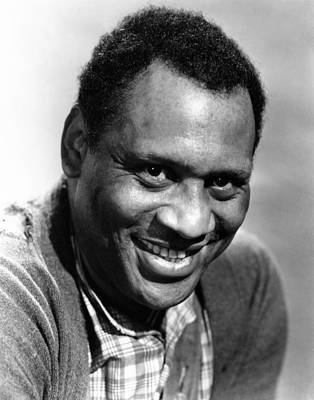 Tales Of Manhattan, Paul Robeson, 1942 Art Print