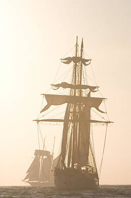 Photograph - Tall Ships Festival by Cliff Wassmann