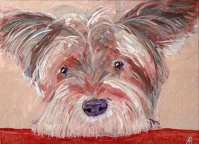 Painting - Tallulah by Arthur Rice